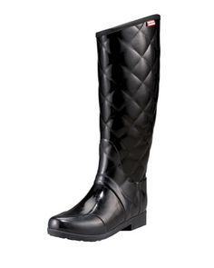 Hunter Boot Regent Savoy Riding Boot - Neiman Marcus