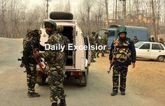 Exclusive pictures : Hasnpora Arwani encounter ends......Excelsior\Sajad Dar
