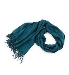 A personal favorite from my Etsy shop https://www.etsy.com/listing/208480617/petrol-green-scarf-light-pashmna-style