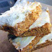 Orange-Spice Bars Recipe at Cooking.com