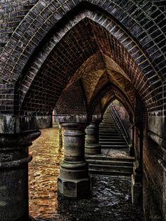 """Hamburg  """"underworld"""" Hamburg Speicherstadt"""