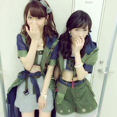 #WatanabeMayu #MayuWatanabe #YukiKashiwagi #KashiwagiYuki #mayuyu #yukirin