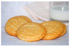 Galletas María caseras Brownie Cookies, Cookie Desserts, Cupcake Cookies, Sugar Cookies, Sweet Recipes, Snack Recipes, Delicious Deserts, Light Recipes, Catering