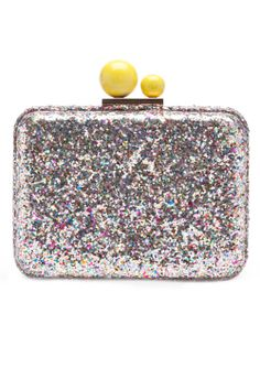 10 Statement-Making Holiday Bags. Sophia Webster clutch, $595, shopBAZAAR.com.