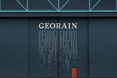 Georain – Visual Identity on Branding Served