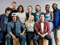Which The Walking Dead character are you compatible with ?