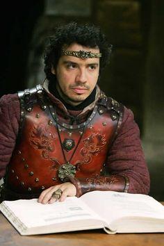 Arthur roi de Bretagne (Alexandre Astier) ..