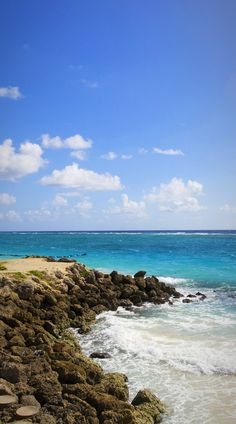 Barbados | Take the plunge from cliffs all across Barbados, often regarded as a cliff jumper's paradise.