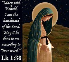 Luke 1-38