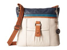 The Sak Kendra Leather Crossbody