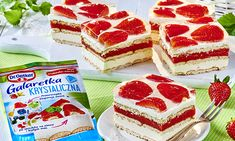 Polish Food, Tiramisu, Cook, Ethnic Recipes, Tiramisu Cake