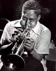 Fats Navarro by F. Wolff