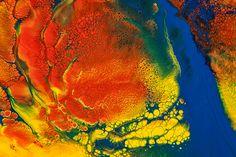 Lava Flows on Behance Lava Flow, Behance, Ink, Abstract, Artwork, Painting, Summary, Work Of Art, Auguste Rodin Artwork