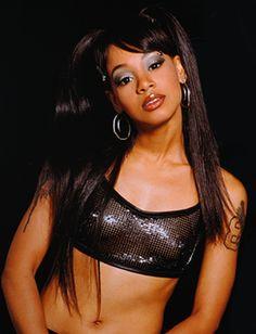 "Lisa "" Left Eye "" Lopes, she's the Rapper from TLC - Music, musician, rapper, HipHop http://www.pinterest.com/TheHitman14/musician-raphip-hop-%2B/"