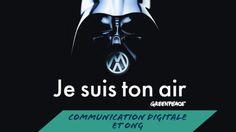 La communication digitale et les ONG. Étude de cas #GreenPeace