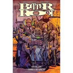 Bitter Root Volume 1 Family Business GN David Walker Sanford Greene Image New NM 9781534312128 Dc Comics, Image Comics, Black Comics, Root Volume, Science Fiction, Chuck Brown, Humble Bundle, Renz, Story Arc