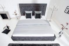EXTRAVAGANCIA antik szürke ágy 180x200 cm #lakberendezes #otthon #otthondekor #homedecor #homedecorideas #homedesign #furnishings #design #ideas #furnishingideas #housedesign #livingroomideas #livingroomdecorations #decor #decoration #interiordesign #interiordecor #interiores #interiordesignideas #interiorarchitecture #interiordecorating #bedroom #bedroomdecor #bedroomideas #bedroomdesign #bedroomfurniture #bedroominteriordesign #bedroominspirations #bedroomdecorideas Bedroom Furniture, Bedroom Decor, Interior Decorating, Interior Design, Interior Architecture, Living Room Decor, Modern Design, House Design, Design Ideas