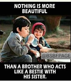 Super Ideas for quotes family cousins brother Brother N Sister Quotes, Brother And Sister Relationship, Sister Quotes Funny, Brother And Sister Love, Funny Quotes, Life Quotes, Funny Sister, Boy Quotes, Qoutes