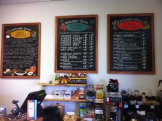 Chalkboard Signs, Chalkboard Menus, Chalkboard Artist , Menu Boards - cafe, deli, restaurants, business, corporate