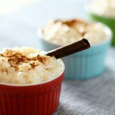 Arroz-doce cremoso três leites @ allrecipes.com.br