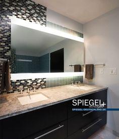 Exklusives Design das Ihr #Badezimmer garantiert auffrischt. Erleben Sie den #Wandspiegel Confidimus auch in Ihrem Bad.  http://www.spiegel-deutschland.de/wandspiegel/wandspiegel-nach-mass-confidimus.html