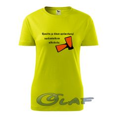 9b731d75167 dámske tričko  Realita je klam spôsobený nedostatkom alkoholu.