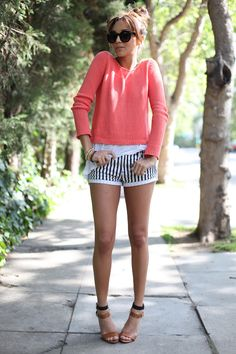 I'm not sure why, but there is something i love about this look... probably how gorgeous Ashley Madekwe is.