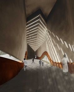 Arts and Recreation Centre for the Blind Amy Evans Graduating Project - RMIT Architecture and Urban Design