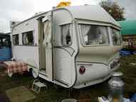 Vickers Lunedale Trailer / Caravan  - even has China!
