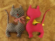 two cats/kotki dwa