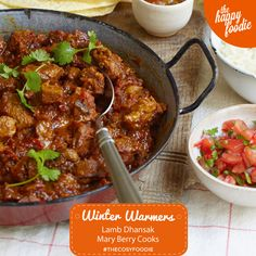 Mary Berry's incredible Lamb Dhansak. Mild, sweet and rich, this wonderful…
