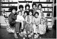 The Jackson Family ;) - Cuteness in black and white ღ  by ⊰@carlamartinsmj⊱