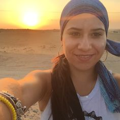 Watching the Sun Go Down in the middle of the Desert was Priceless. Dubai