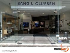 MONEYBACK MEXICO. BANG & OLUFSEN is a Danish electronics company that designs and manufactures audio products, televisions and telephones. In Mexico City there are stores in Polanco, San Jeronimo and Santa Fe. All them are affiliated to our tax-refund service for foreign tourists traveling in Mexico! #moneyback www.moneyback.mx