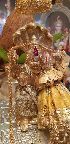 Lord Vishnu, Lord Shiva, Mandir Decoration, Spiritual Wallpaper, Krishna Avatar, Lord Krishna Wallpapers, Om Namah Shivaya, Shiva Shakti, Goddess Lakshmi