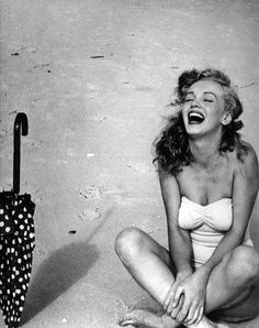 Marilyn Monroe happy smile | Sumally