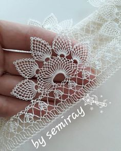 Image gallery – Page 347269821260770682 – Artofit Needle Tatting, Needle Lace, Crochet Hammock, Hand Work Design, Hand Work Embroidery, Lace Making, Yarn Crafts, Crochet Lace, Crafts To Make