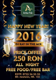 Free Food, Happy New Year, Rsvp, Happy New Year Wishes