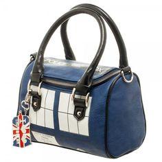 Kirin Hobby : Doctor Who: Tardis Mini Satchel with Metal Charm Bag 887439868421