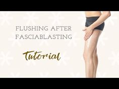 Neuroscientist Kathleen Stross (#AskKathleen) explains the importance of flushing and activating after using the FasciaBlaster. * Purchase the FasciaBlaster®...