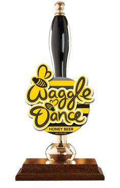New Waggle dance pump clip
