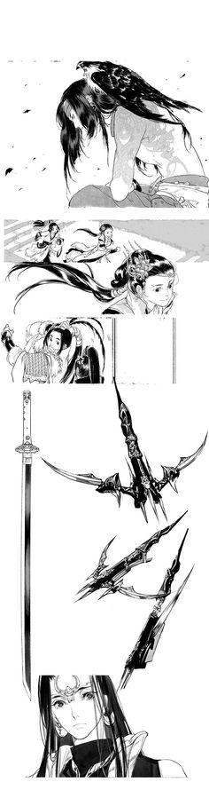 Một số hình ảnh trong truyện