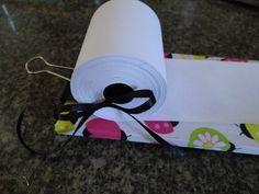 Estas são as bobinas de anotação que eu fiz! Fica bem legal e é um ótimo presente!    (clique nas imagens para ampliá-las)      TUTORIAL 1 -...