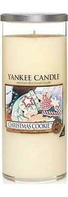 Yankee Candle Christmas Cookie Large Pillar