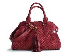 Urban Expressions Tassel Satchel Satchels Handbags - ($70 at DSW)