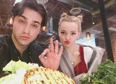 Dove and Ryan are cute .If people think I am dove cameron I am not I want be actress like dove this fan bored I made with pic of dove and Ryan because they are favorite actor and actress  I hope to meet them both :) if you get me up 151 followers by march 3th I do something fun