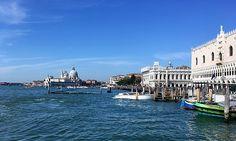 View of the San Marco from the pier of gondoliers by Marina Usmanskaya. Venice in spring. MarinaUsmanskayaFineArtPhotography,Venice,ArtForHome,FineArtPrints,Italy,Gondola
