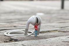 Slinkachu: Little People | Junkculture