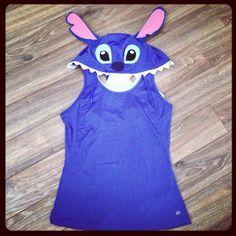 stitch running costume - Google Search
