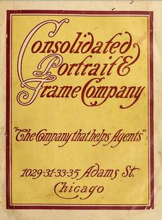 60 best graphic design old images on pinterest posters black catalog of consolidated portrait frame co fandeluxe Gallery